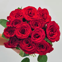 Load image into Gallery viewer, Flowers Bunch of Red Roses - mabrook.me