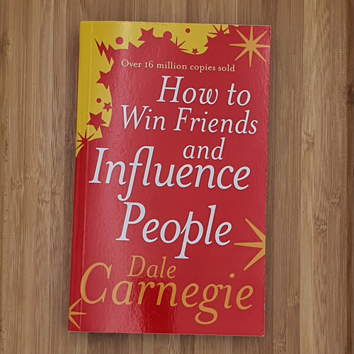 How to Win Friends and Influence People by Dale Carnegie - mabrook.me