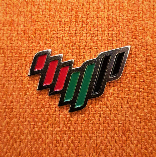 Badge UAE National Day Metallic Magnetic Badge - mabrook.me