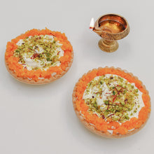 Load image into Gallery viewer, Sweets Motichoor & Rabri Tarts - Diwali Special - mabrook.me