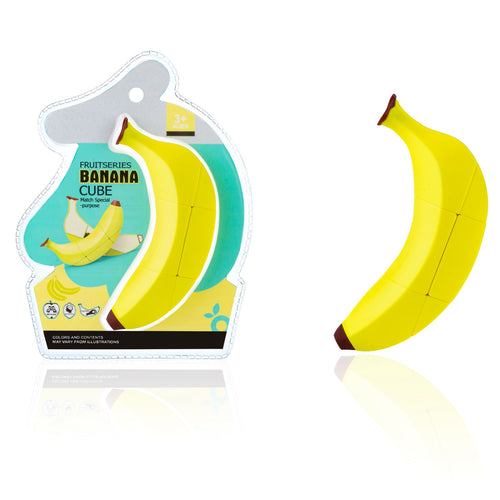 Banana Magic Cube - mabrook.me