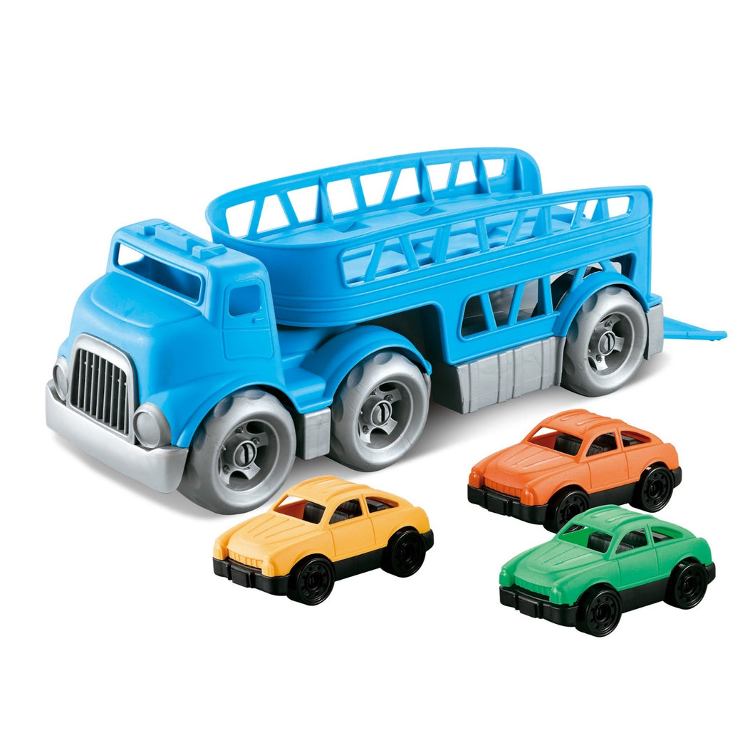 Toys Eco Friendly Truck Bricks Vehicle - mabrook.me