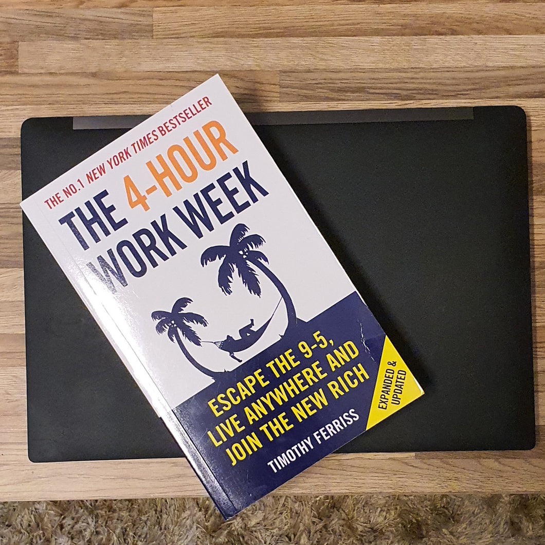 Book The 4 Hour Work Week (Expanded and Updated edition) by Timothy Ferriss - mabrook.me