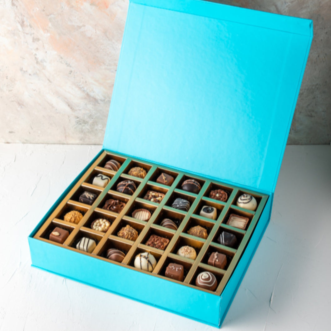 Chocolates Luxury Assorted Chocolates by NJD - mabrook.me