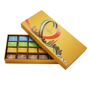 National Day Chocolate Naps 48 pcs by Godiva - mabrook.me