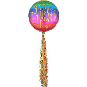Accessories Colorful New Year Pom Pom Airwalkers - mabrook.me