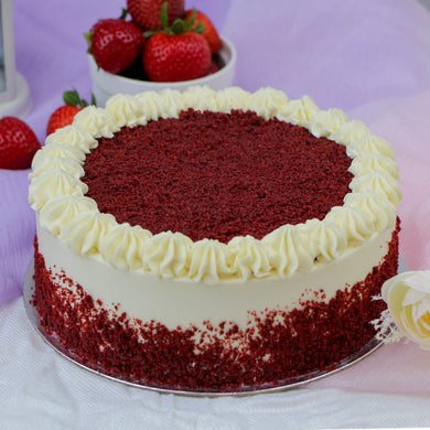 Red Velvet Cake - mabrook.me