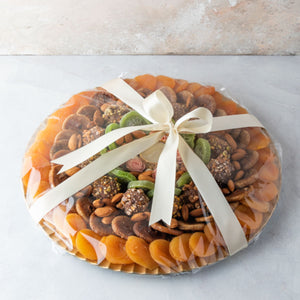 Sweets Assorted Dried Fruits Arrangement by NJD - mabrook.me