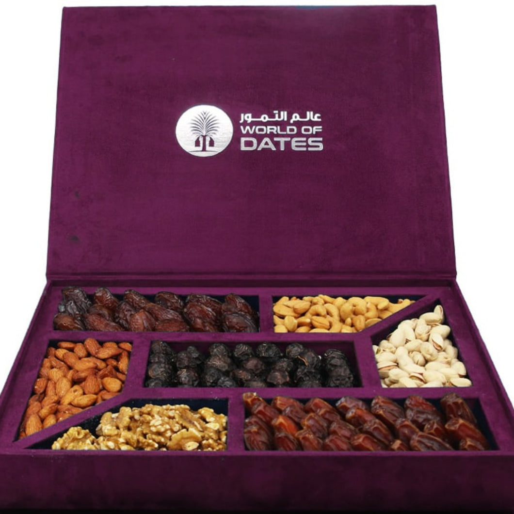 Dates & Nuts The Mars Box - Ramadan Special - mabrook.me