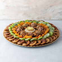 Load image into Gallery viewer, Sweets Diwali Dried Fruits Hamper by NJD - mabrook.me