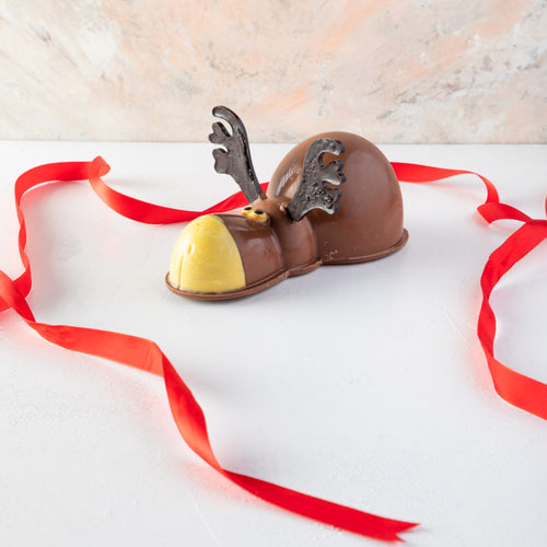 Chocolates Rudolph the Chocolate Deer - Christmas Chocolate by NJD - mabrook.me