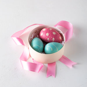 Chocolates Easter Nest - mabrook.me