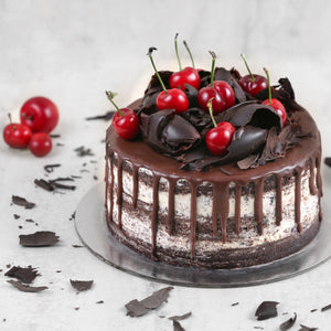 Black Forest Cake - mabrook.me