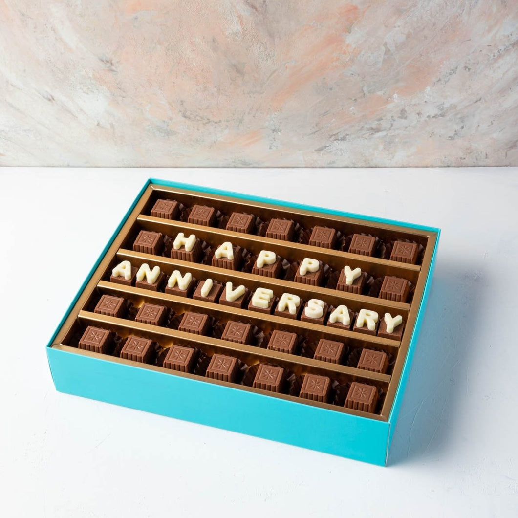 Chocolates Happy Anniversary - Chocolates by NJD - mabrook.me