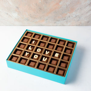 Chocolates I Love You - Chocolates by NJD - mabrook.me