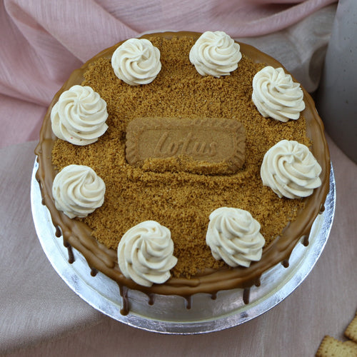 Lotus Cake - mabrook.me