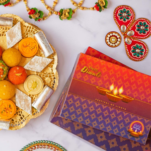 Luxury Mithai - Make Your Own Box of Sweets - mabrook.me