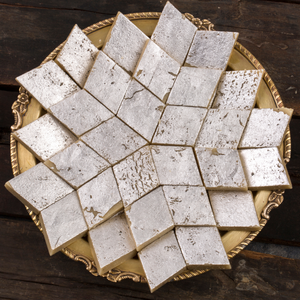 Sweets Kaju Katli - Diwali Special Sweets Box (Make Your Kaju Variety Box) - mabrook.me