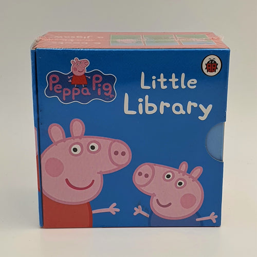 Peppa Pig Little Library (6 books make a jigsaw) - mabrook.me