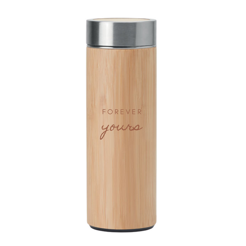 Bamboo Vacuum Flask - mabrook.me