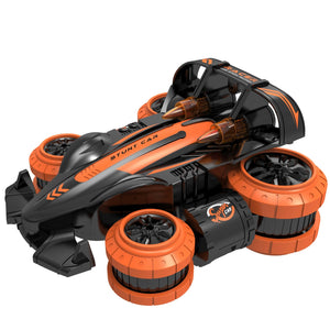 Toys RC Stunt Car with Tumbling Wheels - mabrook.me