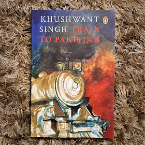 Book Train to Pakistan by Khuswant Singh - mabrook.me