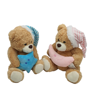 Toys Couple Bears - Starry Night & Moon Light - mabrook.me
