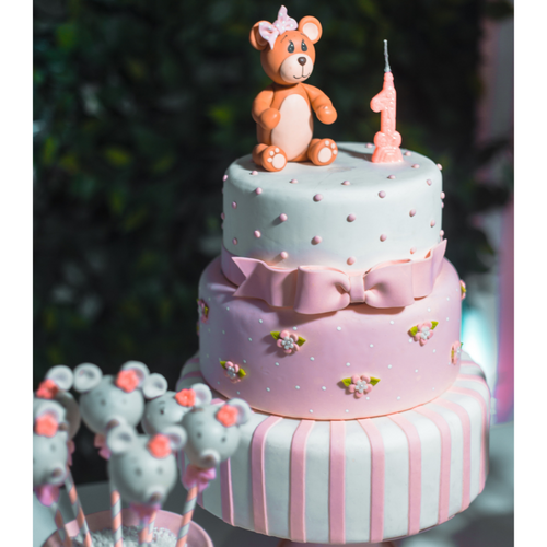 Customizable New Born/Birthday Cake - mabrook.me