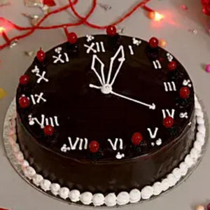 Cake New Year 2021 Countdown Cake - mabrook.me