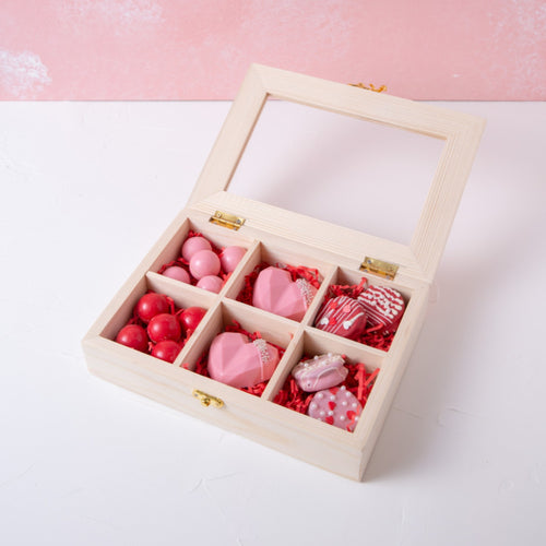 Chocolates Pretty Pink - mabrook.me