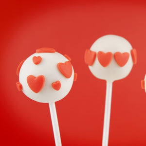 Cake Pops Hearts All Over Cake Pops - mabrook.me