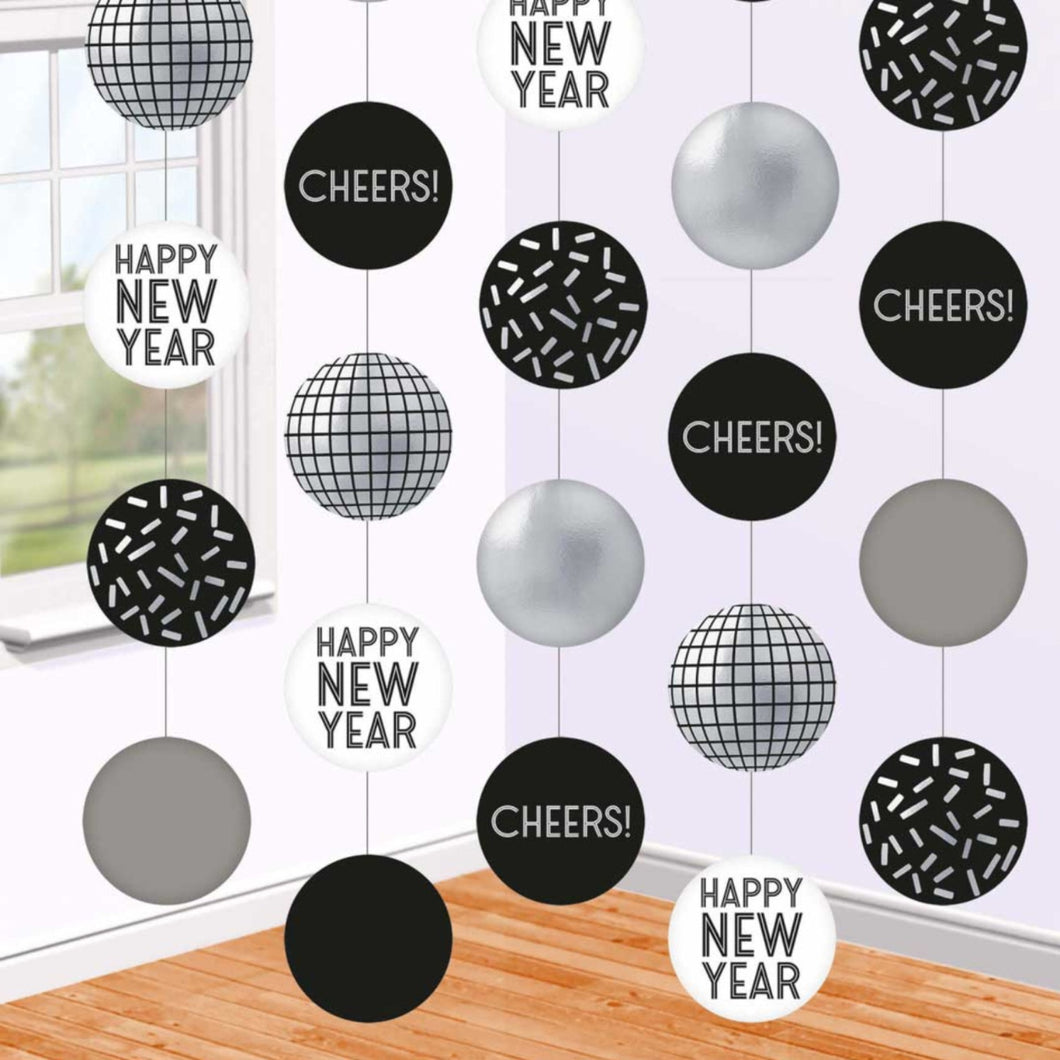 Accessories Disco Ball Drop Hanging Circle Decorations - mabrook.me
