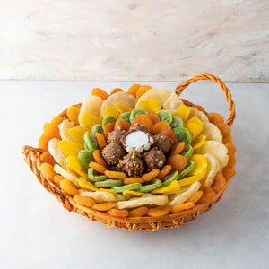 Sweets Dried Fruits Hamper by NJD - mabrook.me