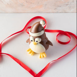 Chocolates Edible Christmas Penguin by NJD - mabrook.me