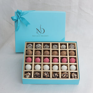 Chocolates Energy Balls & Truffles by NJD - mabrook.me