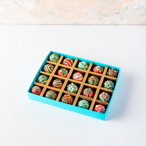 Chocolates 20pcs Christmas Truffles by NJD - mabrook.me