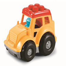 Load image into Gallery viewer, Eco Friendly Cartoon Car Bricks Vehicle - mabrook.me