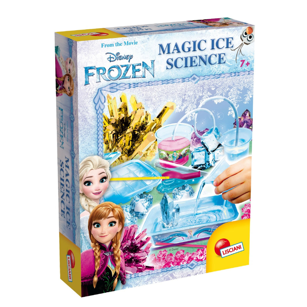 Frozen Magic Ice Science - mabrook.me