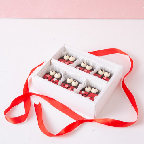 Chocolates Love Bugs - 6 Pcs - mabrook.me