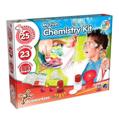 My First Chemistry Kit - mabrook.me