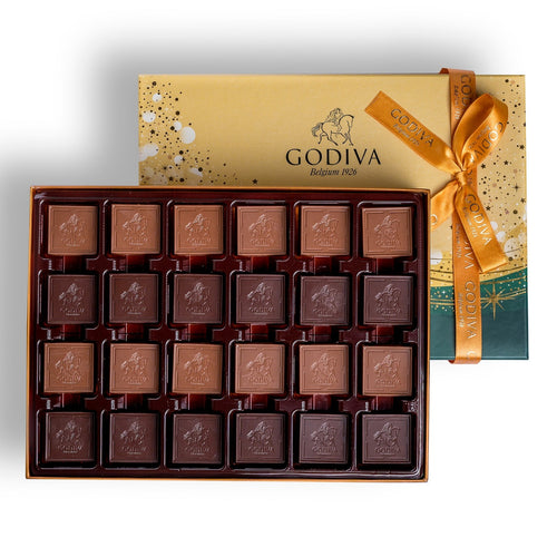 Chocolates Finesse Belle Holiday Box - 96 Pcs - mabrook.me