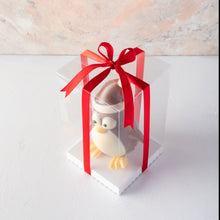 Load image into Gallery viewer, Chocolates Edible Christmas Penguin by NJD - mabrook.me