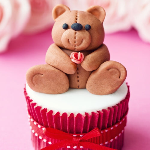 Cupcakes Cuteness Overload - Teddy Cupcakes - mabrook.me