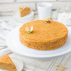 Honey Cake - mabrook.me