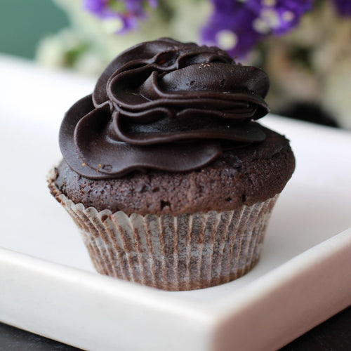 Chocolate Cupcakes - mabrook.me