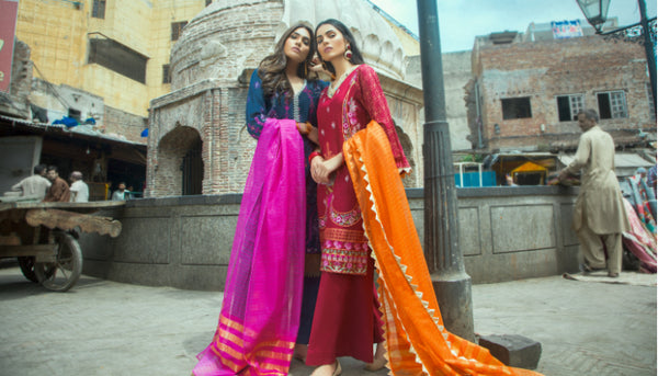 Rung Nagar - Eid Collection '19