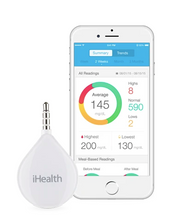 Load image into Gallery viewer, iHealth Align Glucose Meter