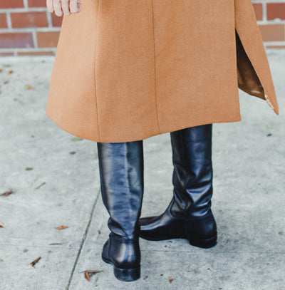 5 WAYS TO WEAR TALL BOOTS THIS SEASON
