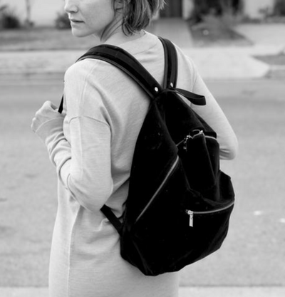 The Backpack - a comfortable stylesaver