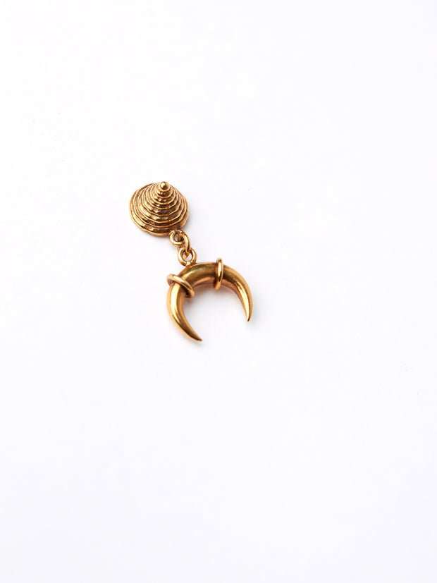 IAMELENI X BLANKENS - THAT GIRL GOLD PLATED EARRING